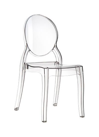 Przeźroczyste, czyli prawdziwe - Twoje najlepsze krzesło.