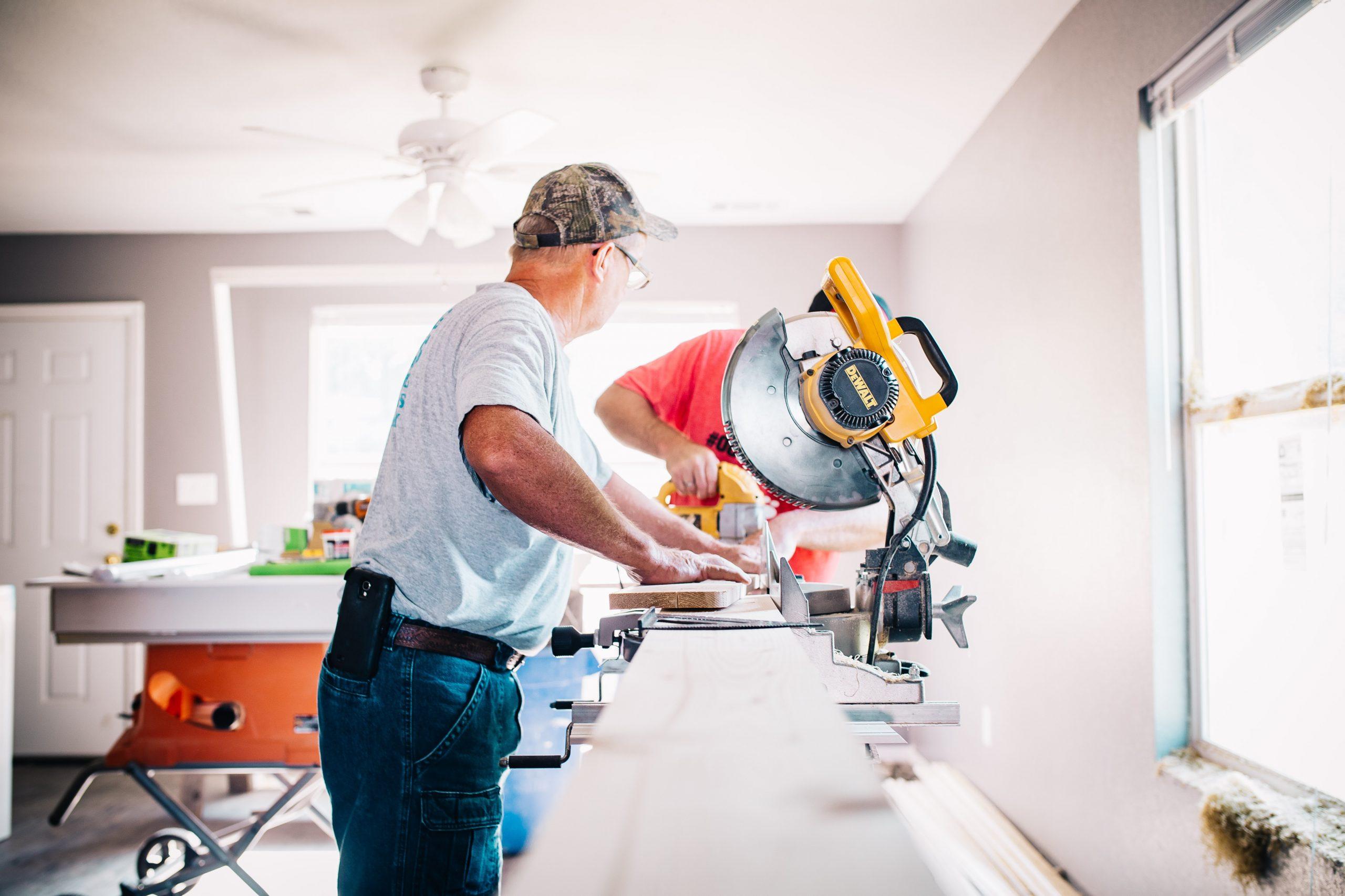 Remontujemy dom - w jakie akcesoria musimy się zaopatrzyć?