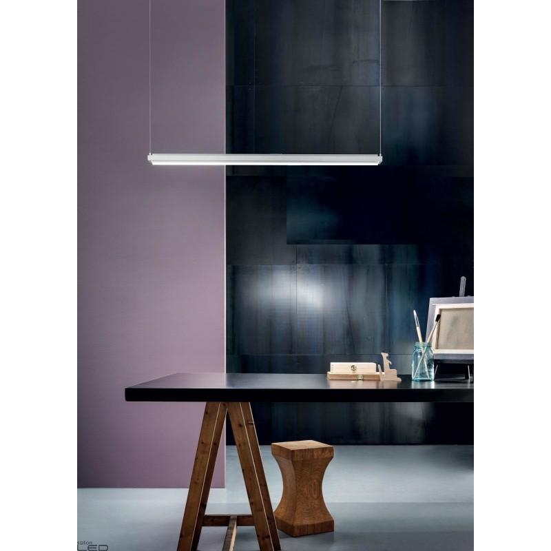lampa led nad biurkiem