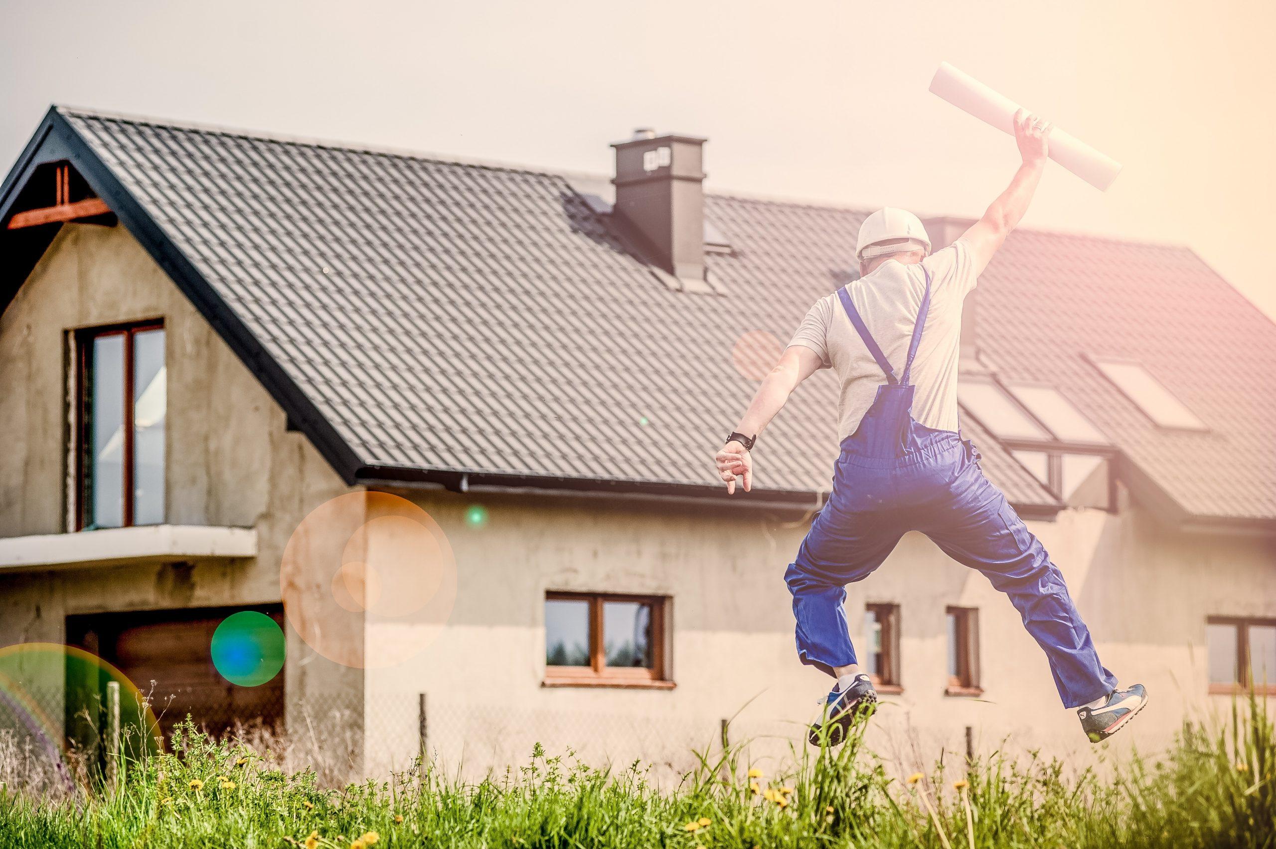 Rozwiązania przy budowie dachu: wpusty dachowe