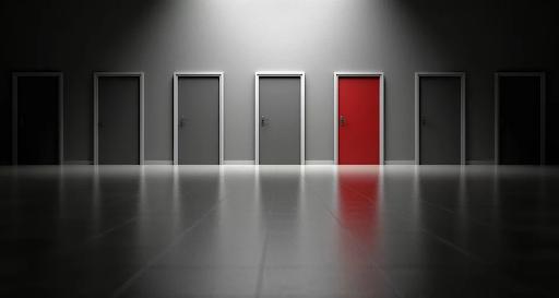 walory estetyczne drzwi