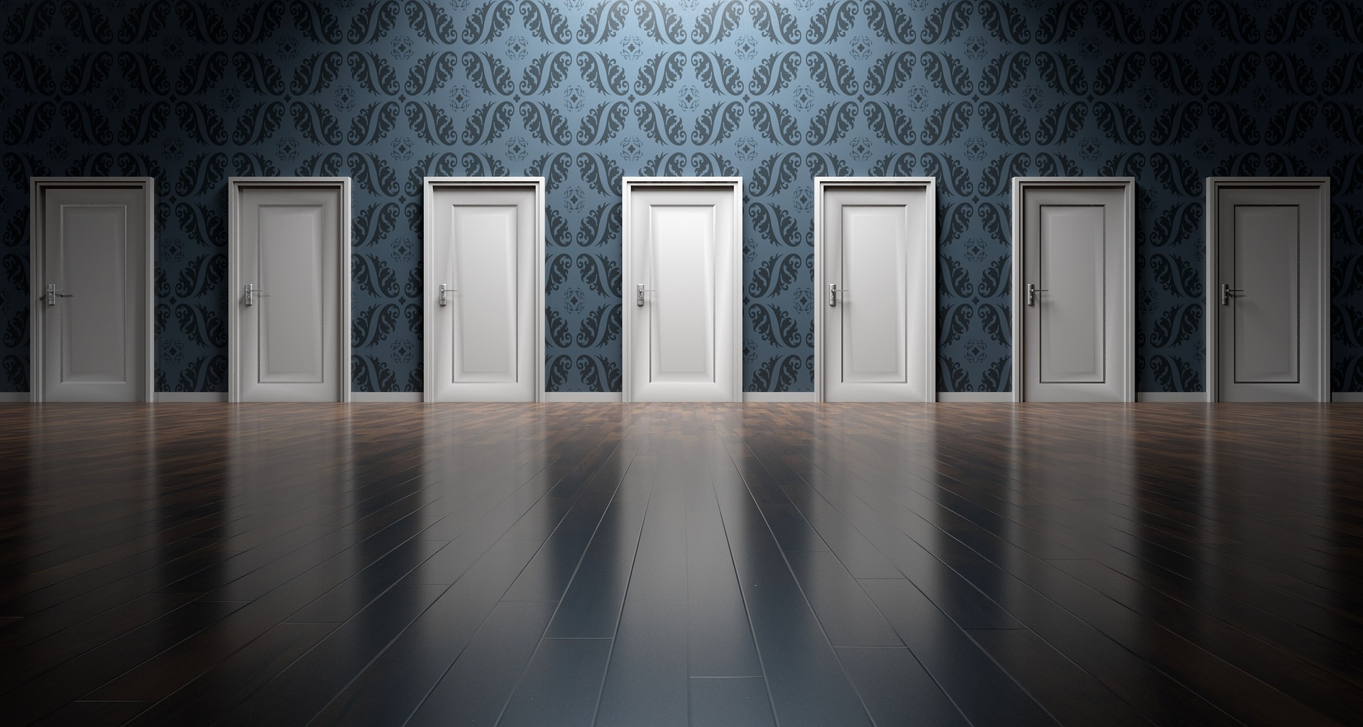 Dlaczego warto montować samozamykacze do drzwi?