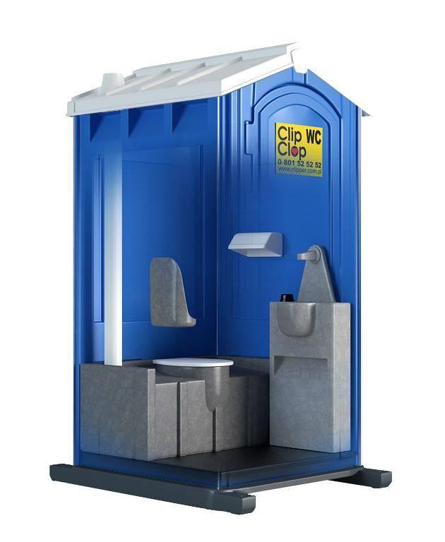 Toalety przenośne – lepsza sprzedaż czy wynajem?