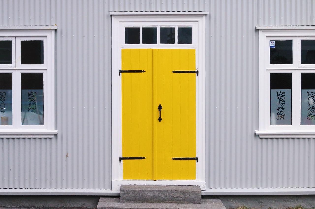 Drzwi zewnętrzne, czy mogą być energooszczędne?