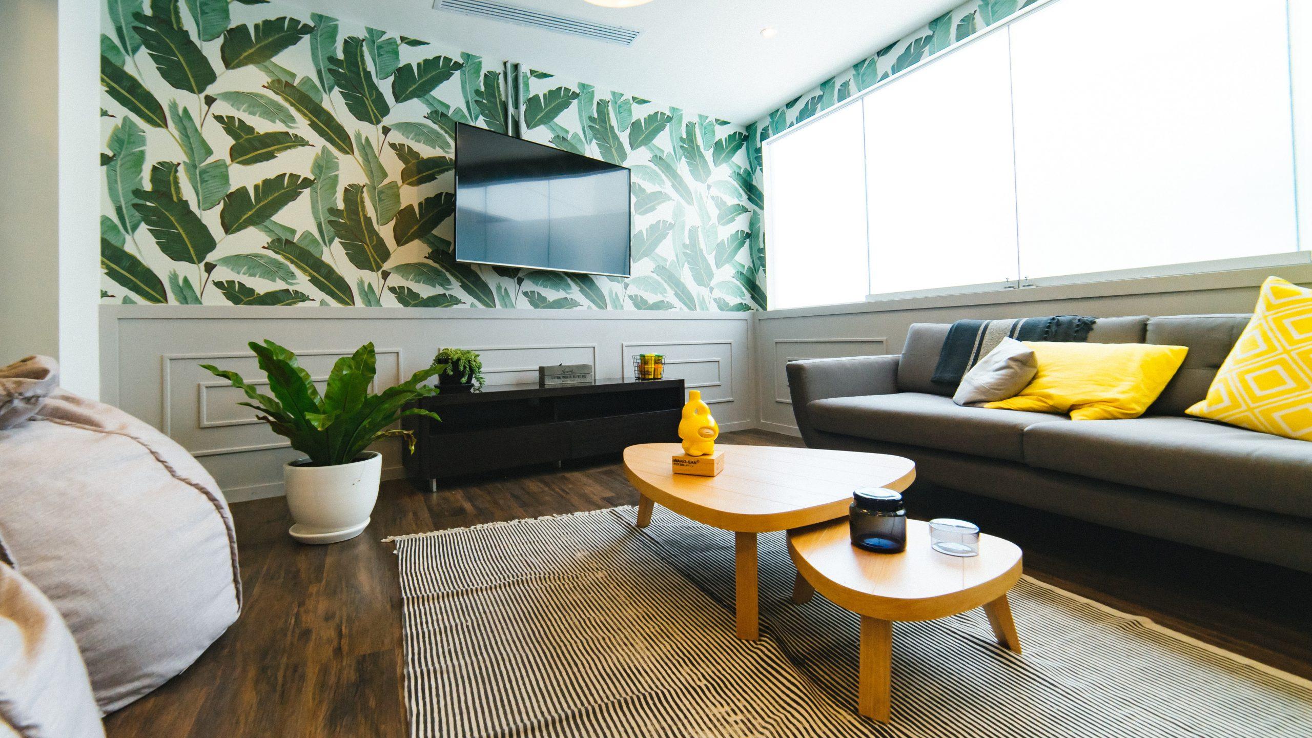 Planujesz remont? Chcesz odświeżyć mieszkanie lub biuro? Zainspiruj się najnowszymi trendami w aranżacji wnętrz