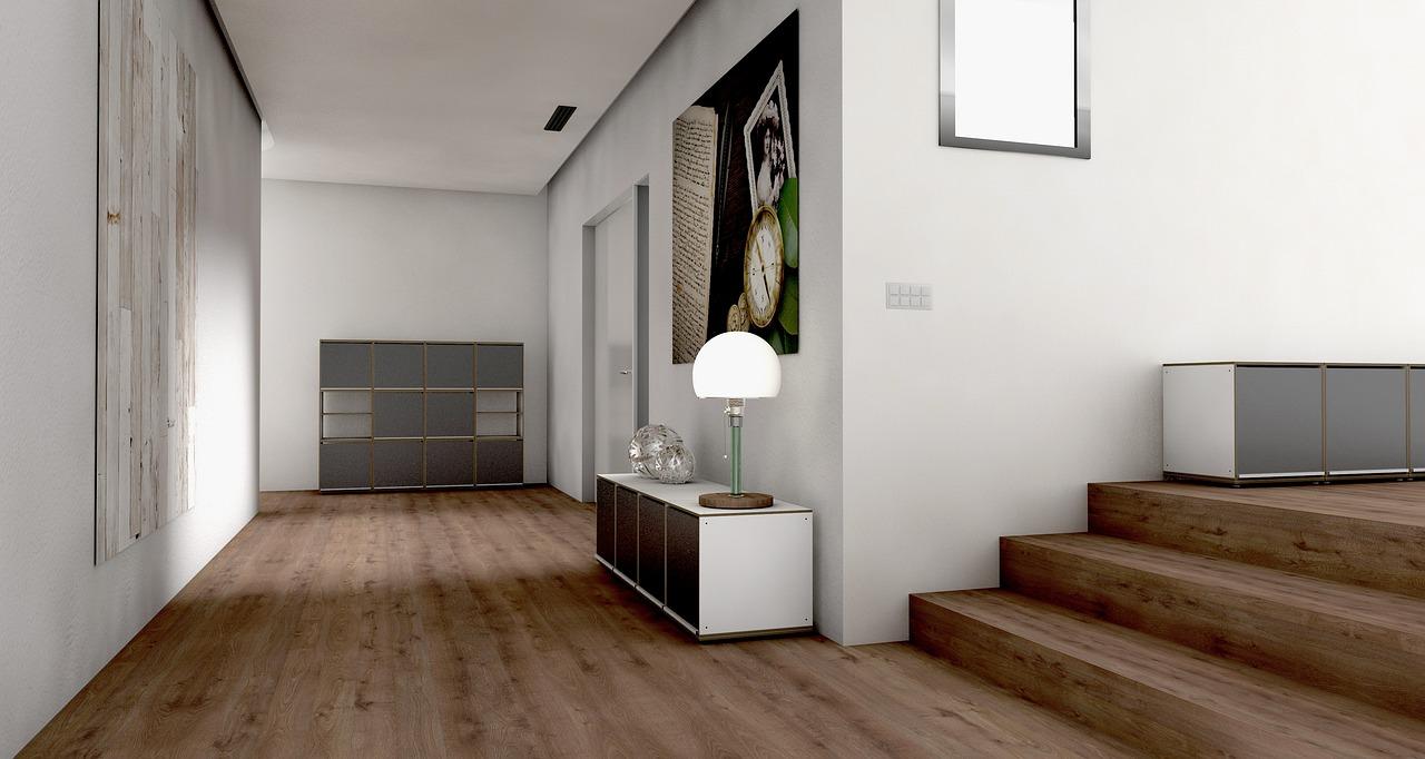 Zaaranżuj przedpokój i zaproś funkcjonalność do swojego nowego mieszkania