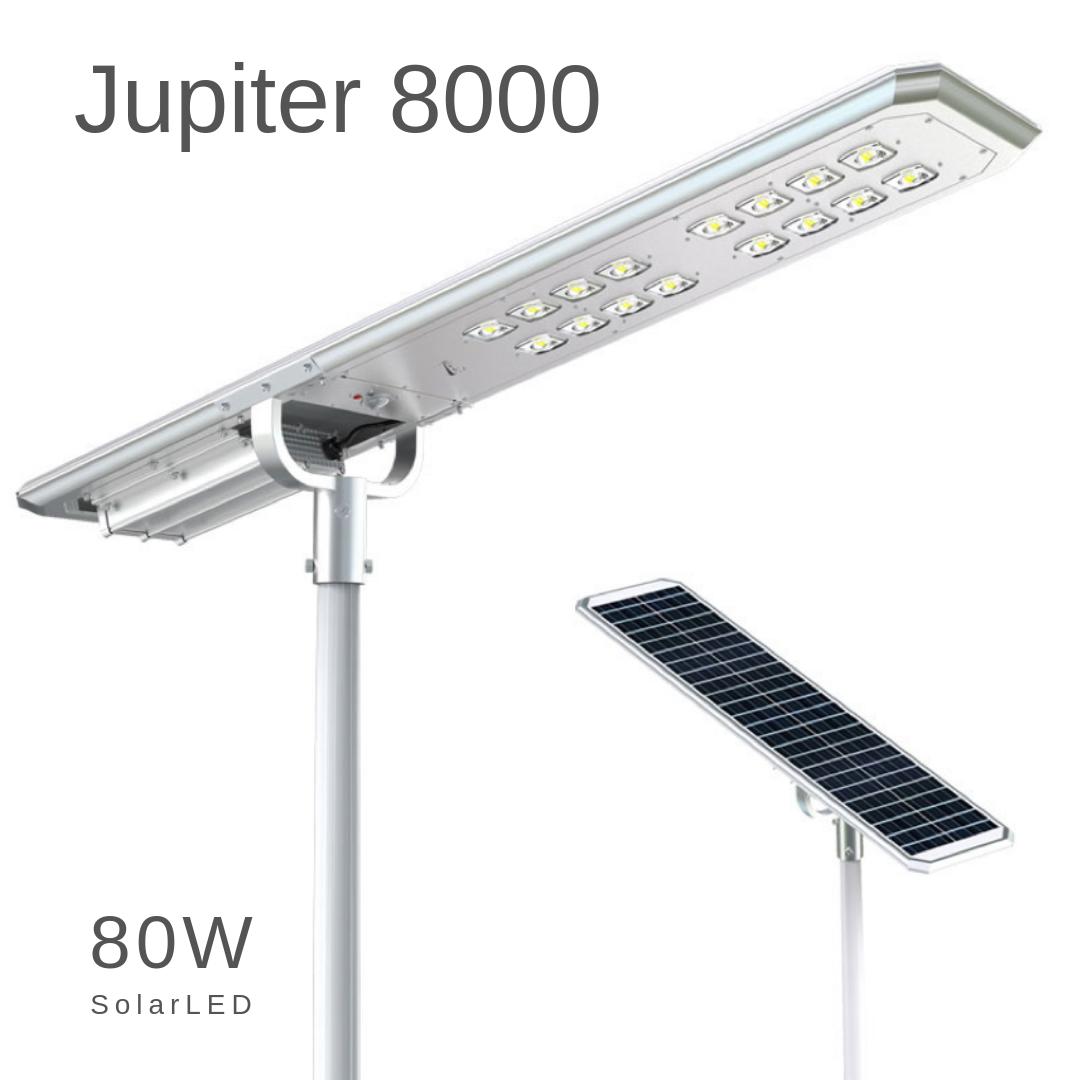 Czym charakteryzują się solarne lampy uliczne?