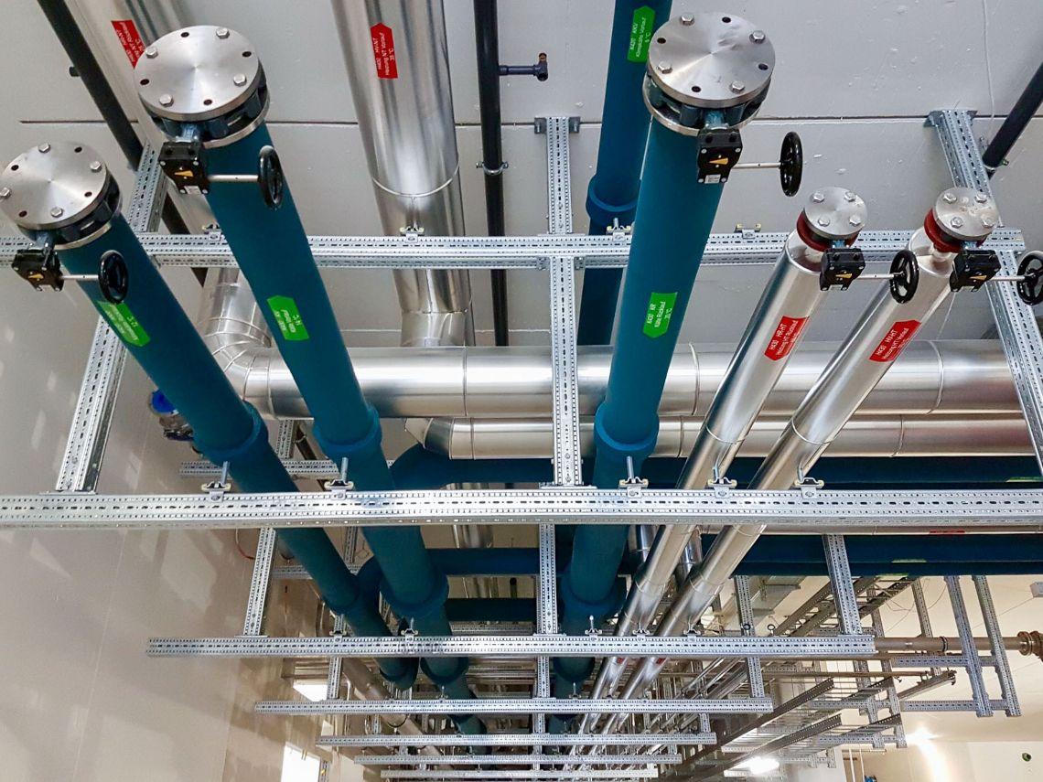 Projektowanie i montaż bezpiecznej i niezawodnej instalacji rurociągowej
