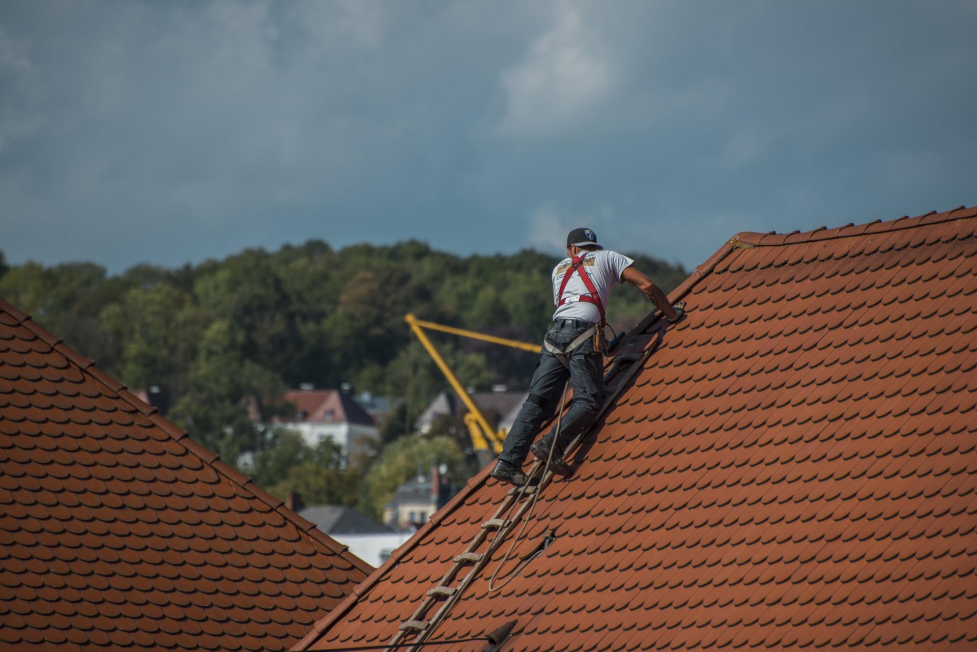 Dach – inwestycja, o którą warto zadbać. Malowanie dachu sposobem na poprawę jego jakości