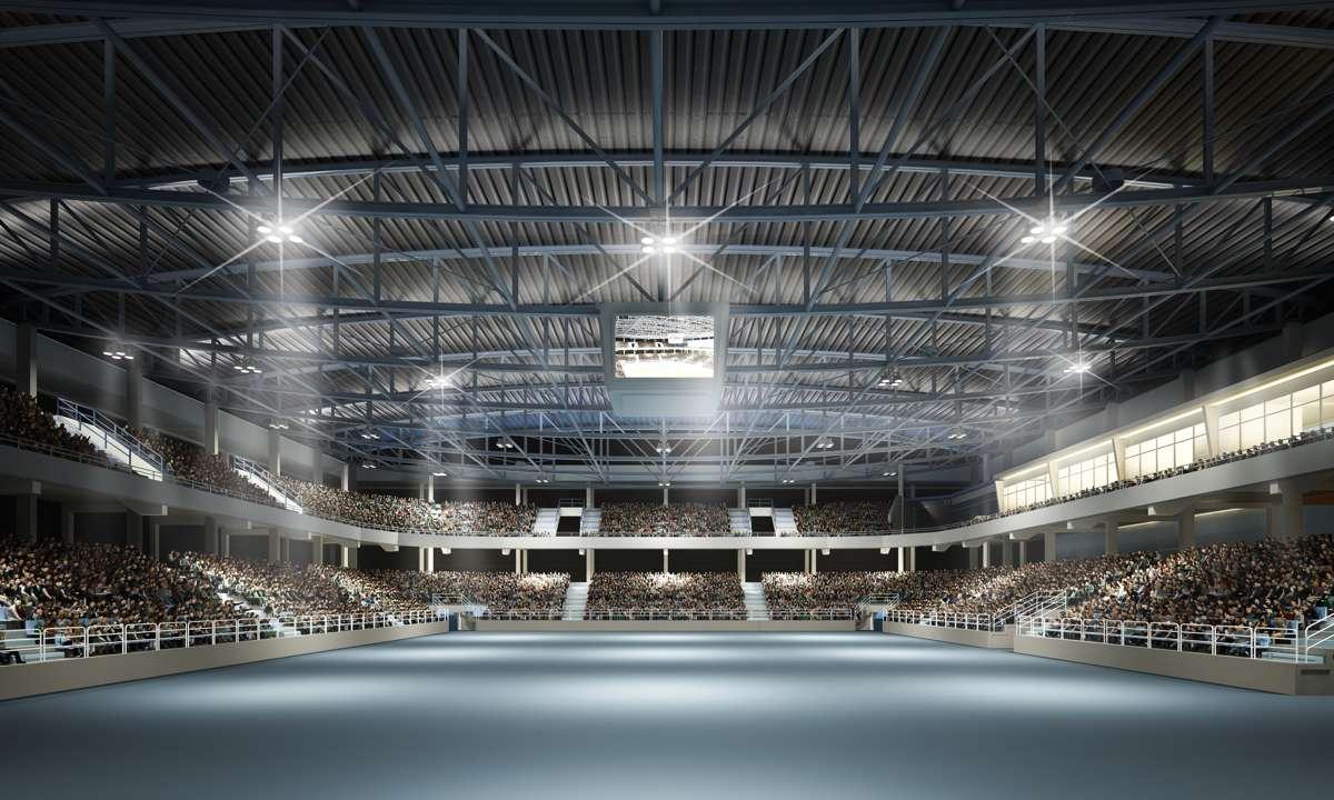 Modernizacja hali widowiskowo-sportowej – o jakim wyposażeniu trzeba pamiętać?