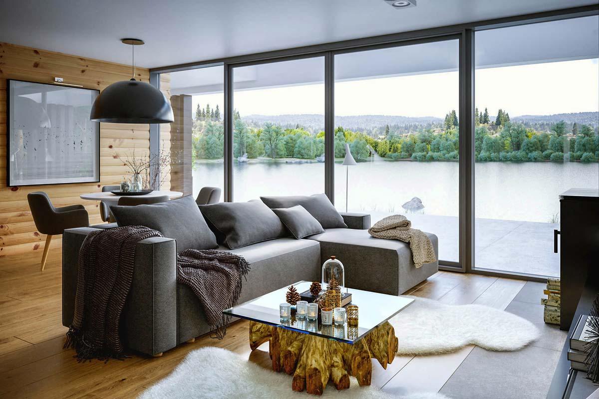 Jakie drzwi przesuwne na taras sprawią, że dom zyska komfortową przestrzeń?