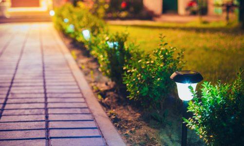 Lampy ogrodowe – jaki rodzaj wybrać?